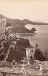 Lake view from the Palace, looking south, [Udaipur]